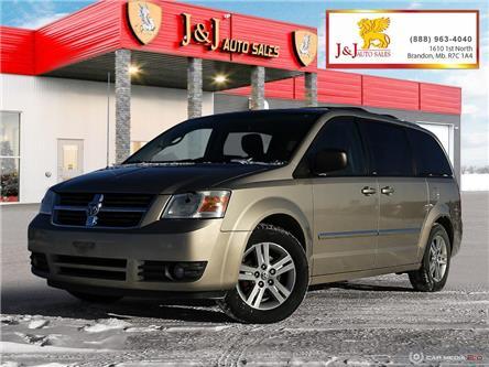 2008 Dodge Grand Caravan SE (Stk: J21013) in Brandon - Image 1 of 27