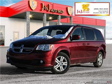 2019 Dodge Grand Caravan Crew (Stk: JB21001) in Brandon - Image 1 of 27