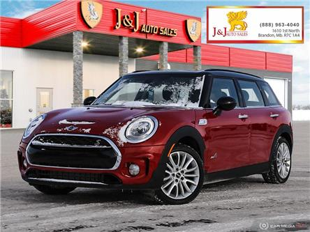 2017 MINI Clubman Cooper S (Stk: J21010) in Brandon - Image 1 of 27