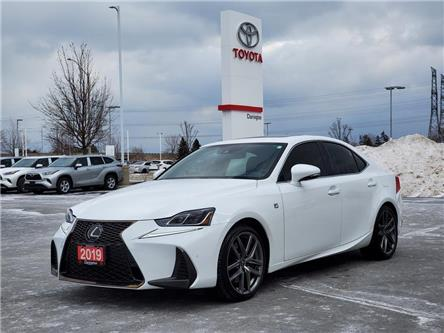 2019 Lexus IS 350 Base (Stk: P2633) in Bowmanville - Image 1 of 28