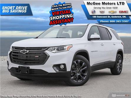 2021 Chevrolet Traverse RS (Stk: 146043) in Goderich - Image 1 of 23