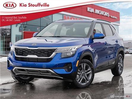 2021 Kia Seltos EX (Stk: 21206) in Stouffville - Image 1 of 26