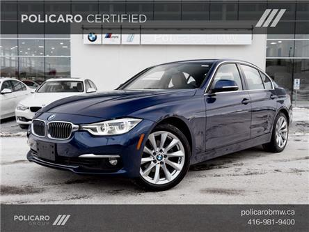 2017 BMW 330i xDrive Sedan (8D97) (Stk: T91321P) in Brampton - Image 1 of 21