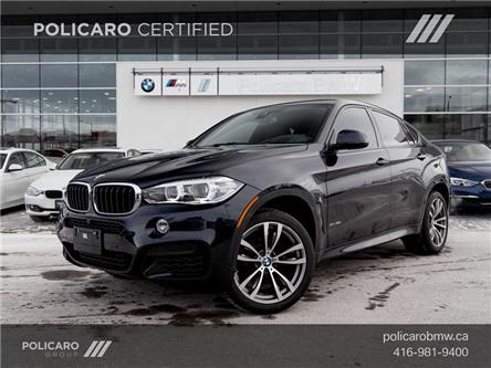 2018 BMW X6 xDrive35i (Stk: X50221T) in Brampton - Image 1 of 23