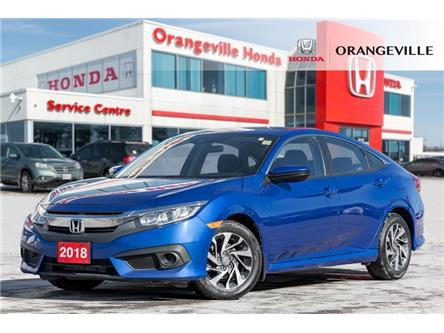 2018 Honda Civic SE (Stk: F21013A) in Orangeville - Image 1 of 19