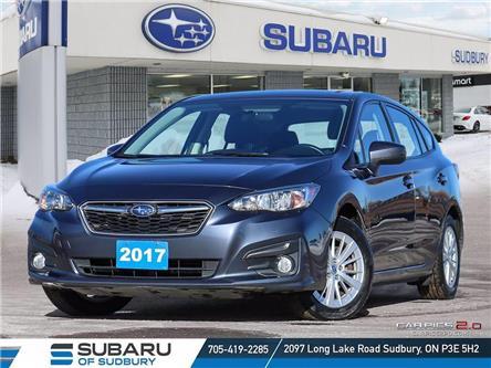 2017 Subaru Impreza Touring (Stk: US1206) in Sudbury - Image 1 of 24