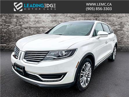 2017 Lincoln MKX Reserve (Stk: 18720) in King - Image 1 of 16