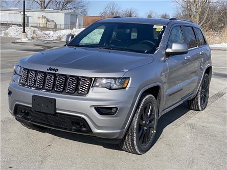 2021 Jeep Grand Cherokee Laredo (Stk: N04974) in Chatham - Image 1 of 17