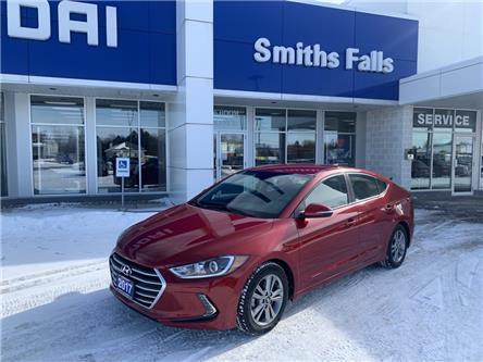 2017 Hyundai Elantra GL (Stk: P32261) in Smiths Falls - Image 1 of 8