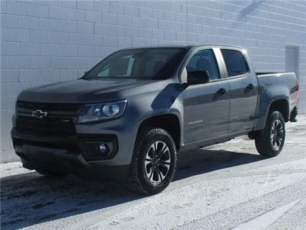 2021 Chevrolet Colorado Z71 (Stk: 21263) in Peterborough - Image 1 of 3