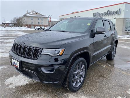 2021 Jeep Grand Cherokee Limited (Stk: 21-098) in Ingersoll - Image 1 of 19