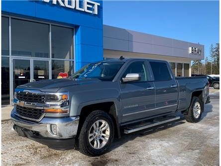 2016 Chevrolet Silverado 1500 1LT (Stk: T20152A) in Sundridge - Image 1 of 11