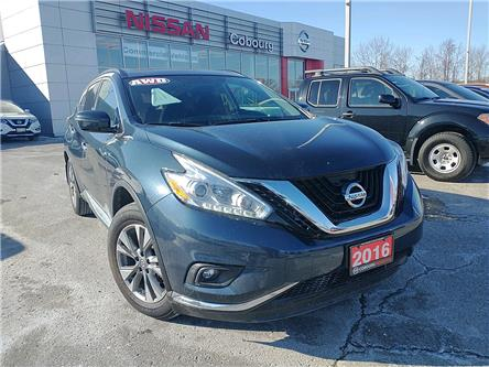 2016 Nissan Murano SV (Stk: CGN102114) in Cobourg - Image 1 of 18