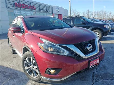 2018 Nissan Murano SL (Stk: CLN126596A) in Cobourg - Image 1 of 16