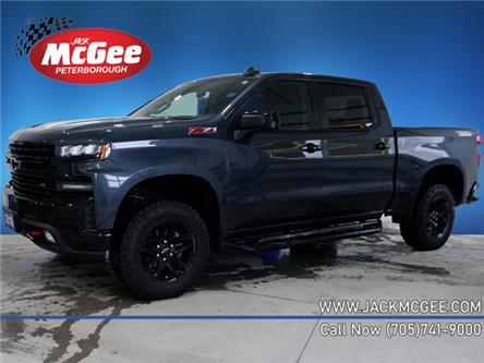 2019 Chevrolet Silverado 1500 LT Trail Boss (Stk: 21109A) in Peterborough - Image 1 of 19