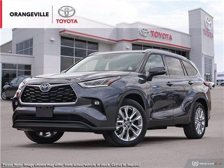 2021 Toyota Highlander Hybrid Limited (Stk: 21226) in Orangeville - Image 1 of 22