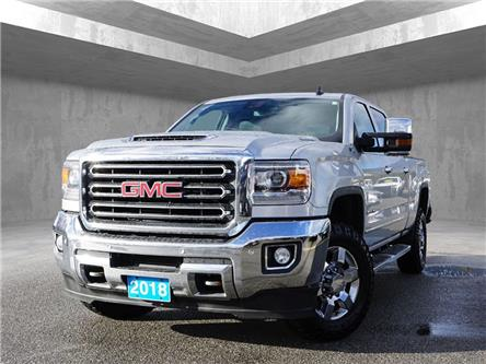 2018 GMC Sierra 3500HD SLT (Stk: N23821B) in Penticton - Image 1 of 22