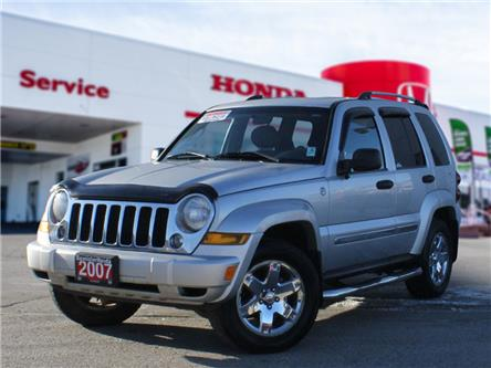 2007 Jeep Liberty Limited Edition (Stk: P20-153A) in Vernon - Image 1 of 17