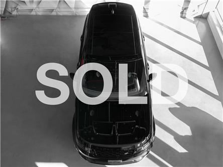 2021 Land Rover Range Rover Sport SVR (Stk: ) in Woodbridge - Image 1 of 48