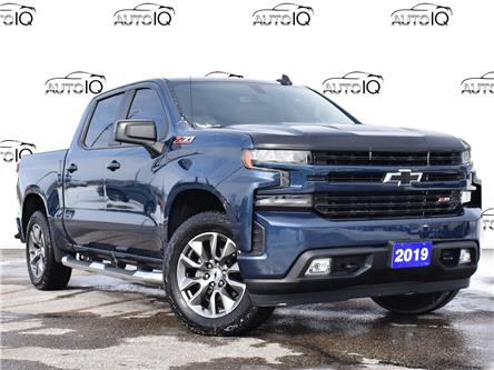 2019 Chevrolet Silverado 1500 RST (Stk: 21G149A) in Tillsonburg - Image 1 of 27