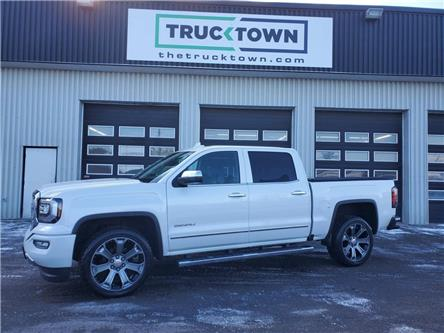 2017 GMC Sierra 1500 Denali (Stk: T0164) in Smiths Falls - Image 1 of 21