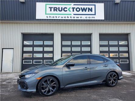 2017 Honda Civic Sport (Stk: T0210) in Smiths Falls - Image 1 of 22
