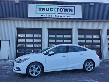 2017 Chevrolet Cruze Premier Auto (Stk: T0199) in Smiths Falls - Image 1 of 20