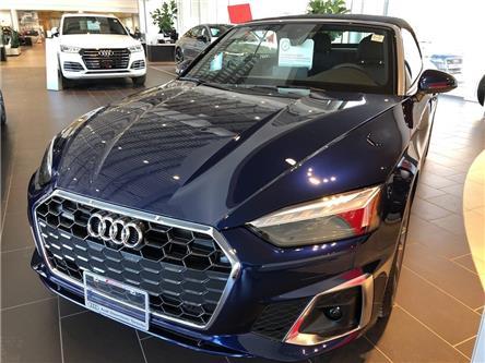 2021 Audi A5 2.0T Technik (Stk: 210333) in Toronto - Image 1 of 5