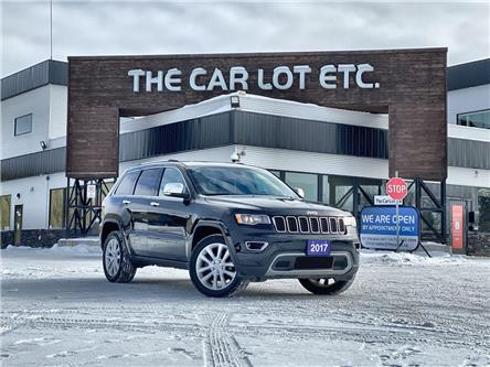2017 Jeep Grand Cherokee Limited (Stk: 21011) in Sudbury - Image 1 of 29