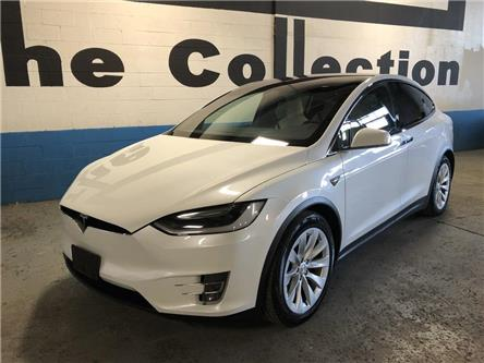 2017 Tesla Model X 75D / Enhanced Auto Pilot / Navi / 6-Passenger (Stk: 5YJXCB) in Toronto - Image 1 of 27