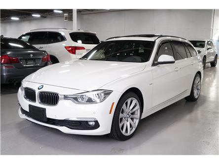 2016 BMW 328d xDrive Touring (Stk: A458675) in Vaughan - Image 1 of 28