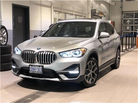2021 BMW X1 xDrive28i (Stk: 21037) in Kingston - Image 1 of 16