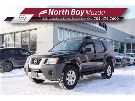 2010 Nissan Xterra SE (Stk: 21107B) in North Bay - Image 1 of 19