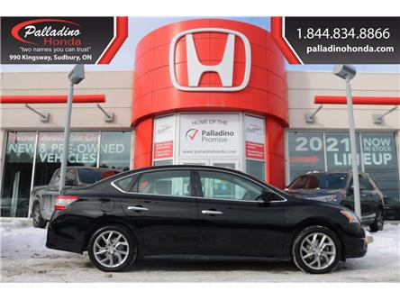 2014 Nissan Sentra 1.8 S (Stk: 22406A) in Sudbury - Image 1 of 27