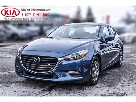 2018 Mazda Mazda3 GX (Stk: P1325) in Newmarket - Image 1 of 19