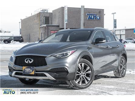 2017 Infiniti QX30 Base (Stk: 026701) in Milton - Image 1 of 19