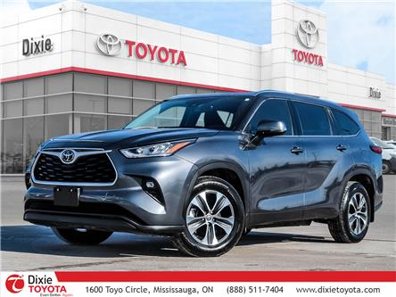 2020 Toyota Highlander XLE (Stk: 72481) in Mississauga - Image 1 of 30