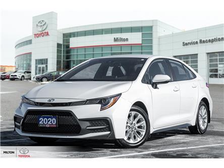 2020 Toyota Corolla SE (Stk: 023092) in Milton - Image 1 of 20