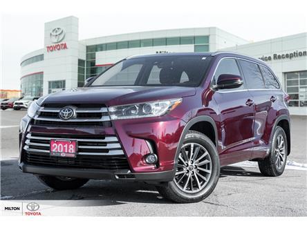 2018 Toyota Highlander XLE (Stk: 841004A) in Milton - Image 1 of 23