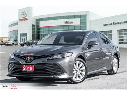2018 Toyota Camry LE (Stk: 089340) in Milton - Image 1 of 20