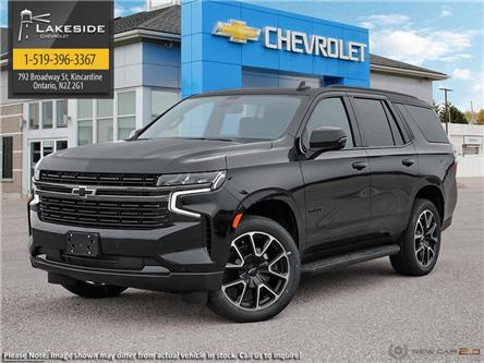 2021 Chevrolet Tahoe RST (Stk: T1119) in Kincardine - Image 1 of 23