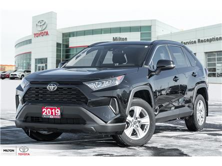 2019 Toyota RAV4 LE (Stk: 011738A) in Milton - Image 1 of 20