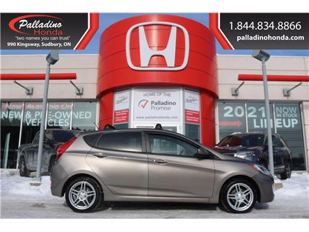 2013 Hyundai Accent GL (Stk: U9902A) in Greater Sudbury - Image 1 of 25