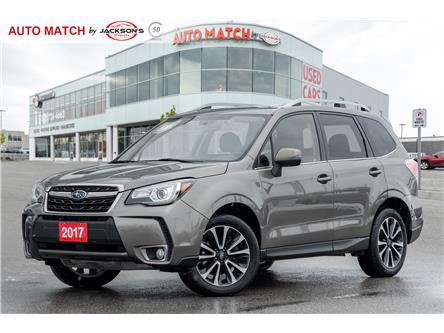 2017 Subaru Forester 2.0XT Touring (Stk: U6249) in Barrie - Image 1 of 25