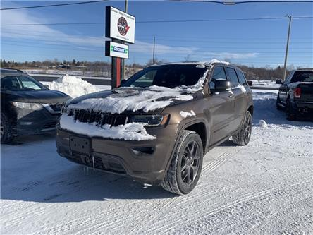 2021 Jeep Grand Cherokee Limited (Stk: 6827) in Sudbury - Image 1 of 20