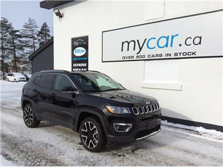 2020 Jeep Compass Limited (Stk: 210066) in Ottawa - Image 1 of 19