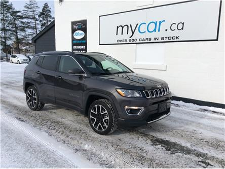 2020 Jeep Compass Limited (Stk: 210065) in North Bay - Image 1 of 19