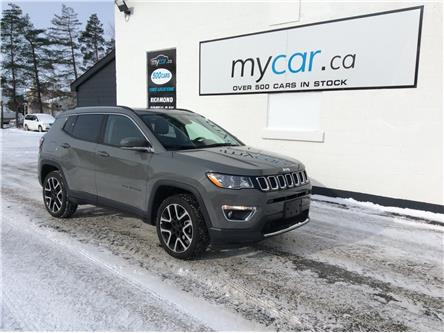 2020 Jeep Compass Limited (Stk: 210064) in Kingston - Image 1 of 20