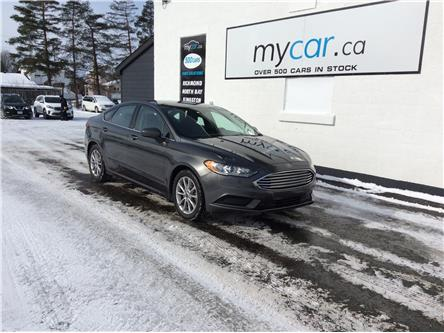 2017 Ford Fusion SE (Stk: 210015) in Ottawa - Image 1 of 19