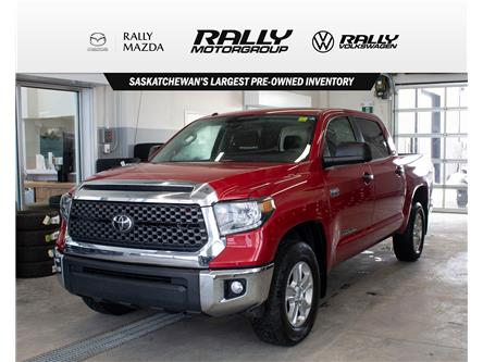 2019 Toyota Tundra SR5 Plus 5.7L V8 (Stk: 2103B) in Prince Albert - Image 1 of 14